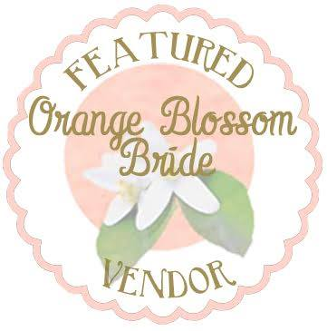 Young Love Events featured on Orange Blossom Bride
